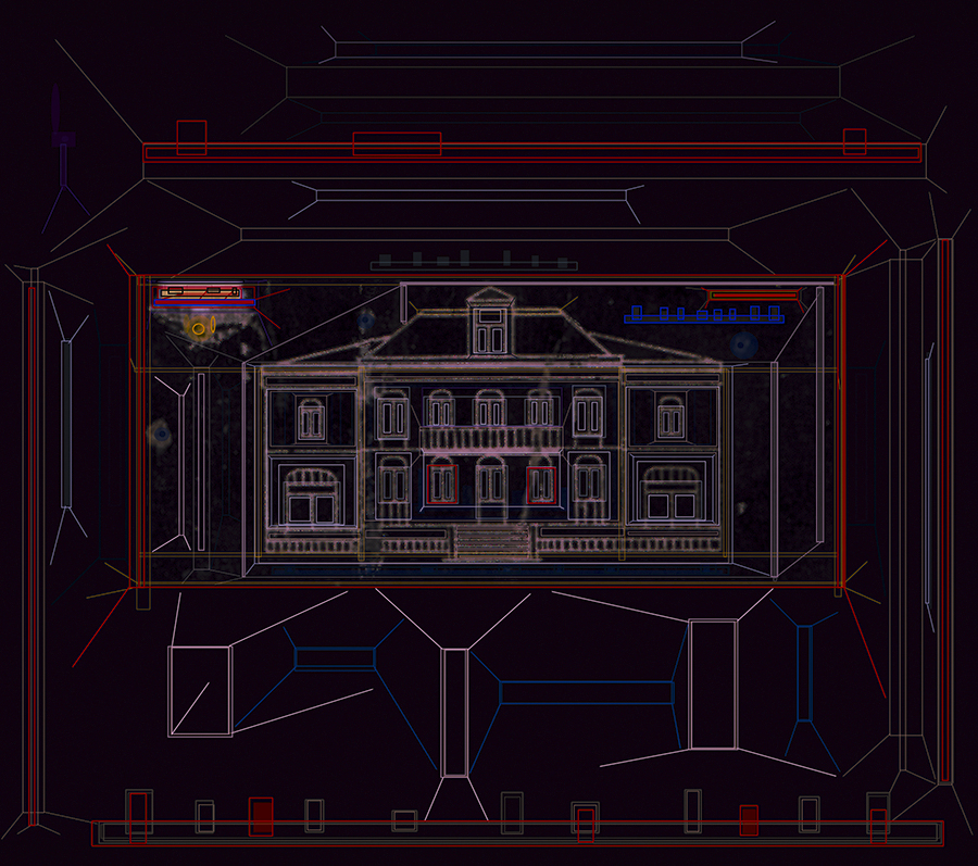 WEB NEONSIGN 2019 Klein's HousE 2 B XXL [c] Sattva Leevhi BrowN Korsmit Grhound Archives 2019