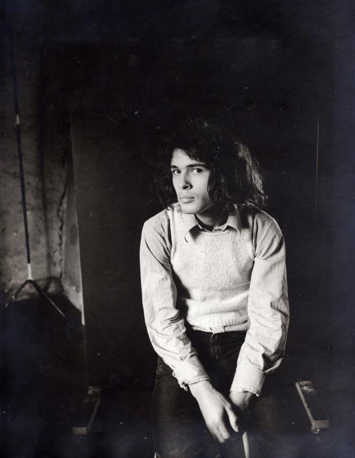 Portrait Alexander Korsmit (c) Emile Waagenaar 1970 Breda +